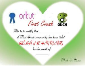 crushnew2 New Certificates | Which one do you like ??