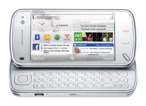 nokia-n97 Nokia N97 latest release of Nokia N Series range