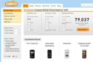 omio Omio - The Ultimate Phone Comparison Site