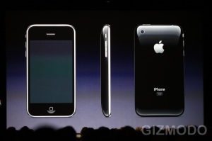 wwdc2009-757 iPhone 3GS