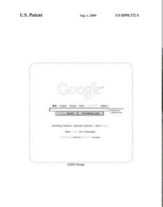 500x_500x_previewscreensnapz006 Google Patents World's Simplest Home Page