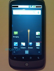 nexus_main_2 Google Phone / Nexus One with Android 2.1