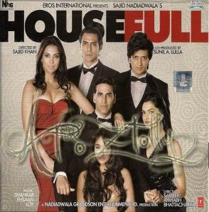 2vvoqjk HouseFull | Music Rating ( * * * * )