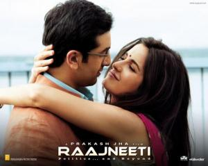 nphxrxdy0yyl8iprmzo Rajneeti   Music Rating ( * * * * )