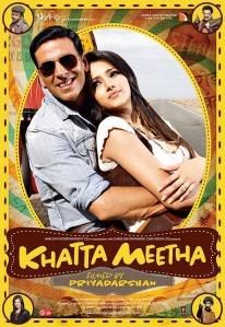 khatta_meetha Khatta Meetha - Music Rating * * *