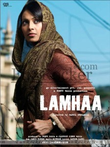 lamhaa Lamhaa - Music Rating ( * * * )