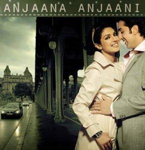 anjaana Anjaana Anjani - Music Rating * * * * *