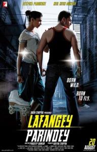 lafangeyparinde Lafangey Parinde - Music Rating * * * *